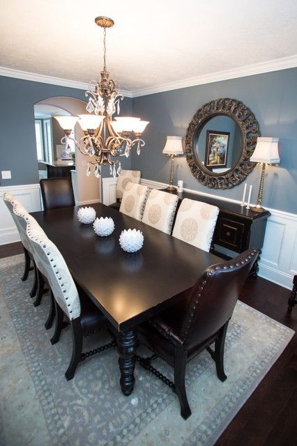 Do you know how to decorate your dining room like an for Dining room ideas 2013