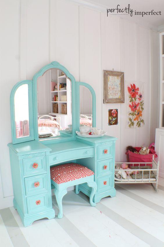 Girly Bedroom Decorating Ideas – Julia Palosini
