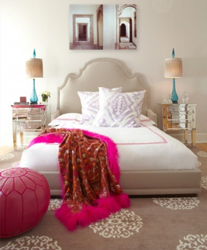 Girly Bedroom Decorating Ideas 2