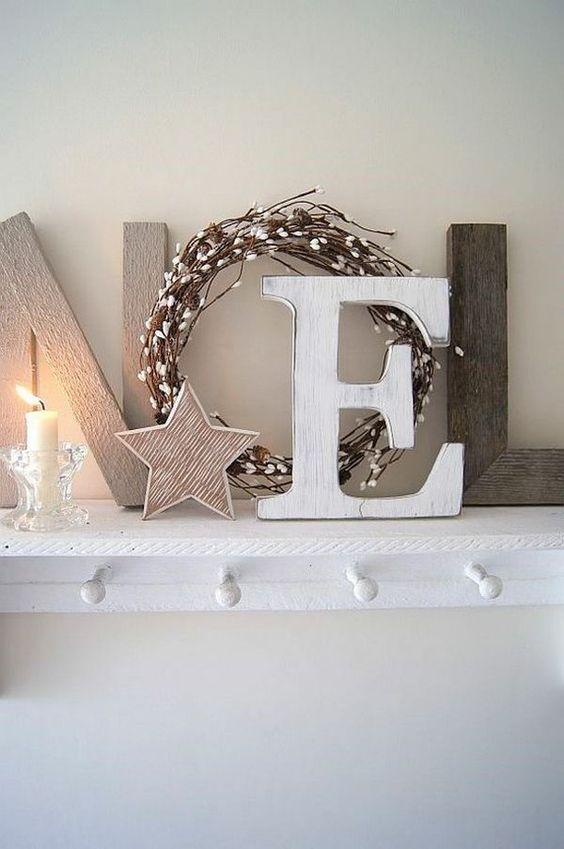 50 Creative homemade (DIY) Christmas decorations ideas