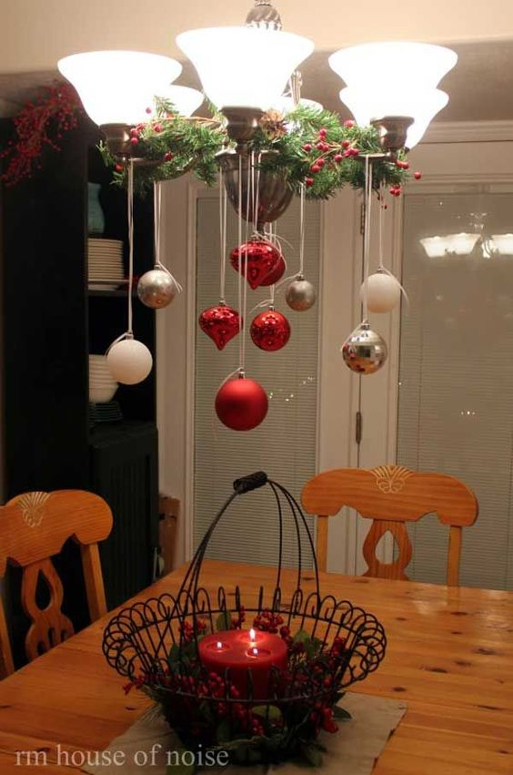 Creative homemade diy christmas decorations ideas