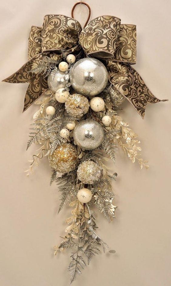 50 creative homemade diy christmas decorations ideas for Classy xmas decorations