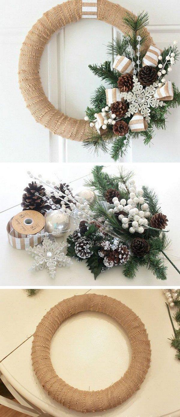 50 creative homemade diy christmas decorations ideas amelia - Homemade Decorations