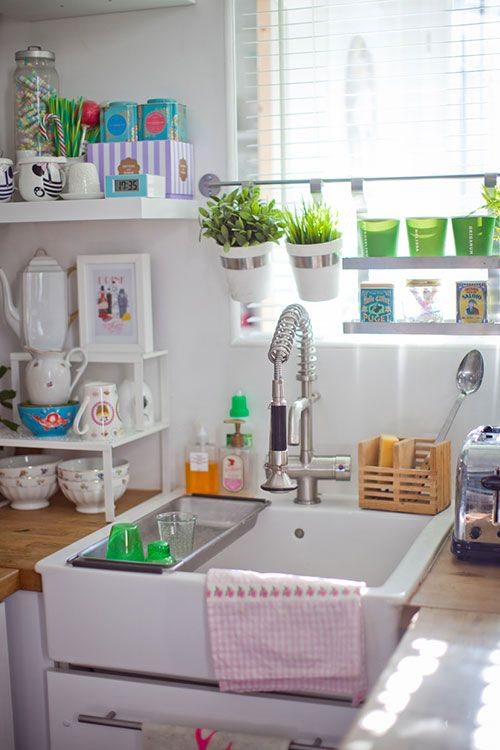 These 60 diy kitchen decor ideas can upgrade your kitchen for 60s kitchen ideas