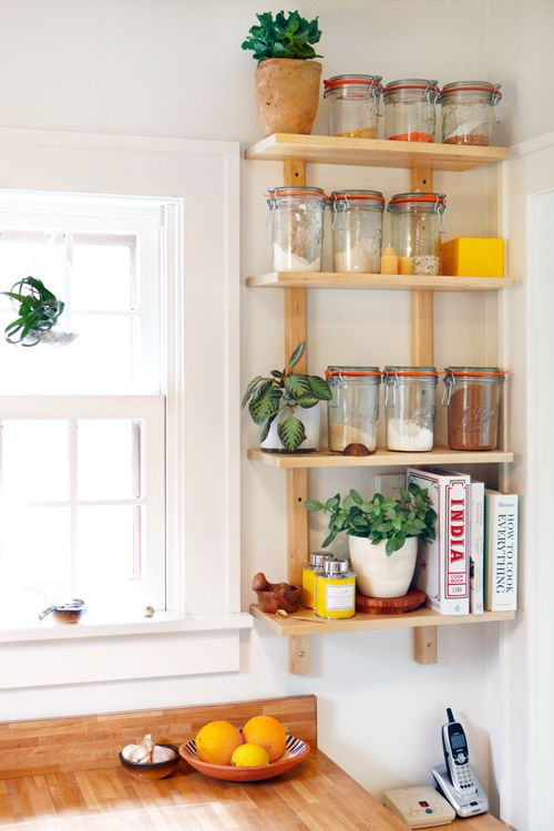 These 60 diy kitchen decor ideas can upgrade your kitchen for Simple diy kitchen ideas