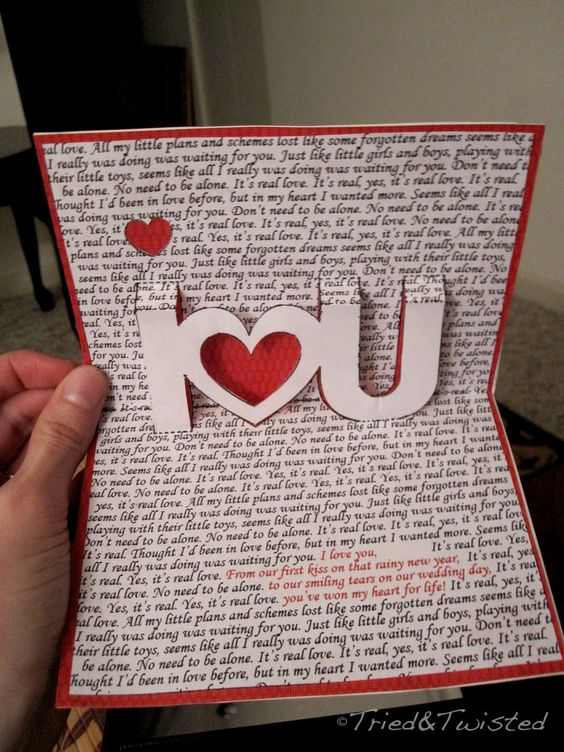 Insanely Smart 50+ DIY Valentine Card Ideas For You