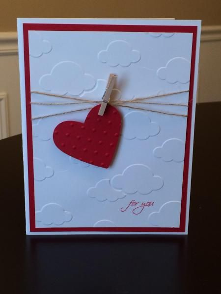Insanely smart 50 diy valentine card ideas for you for Designs for valentine cards
